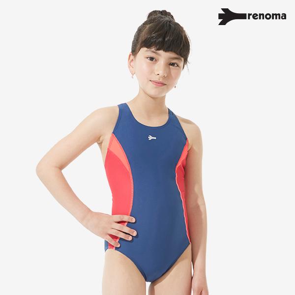 [패밀리세일] 여아동 실내 X-BACK 탄탄이 원피스 수영복 (택1)_RN-GS17851