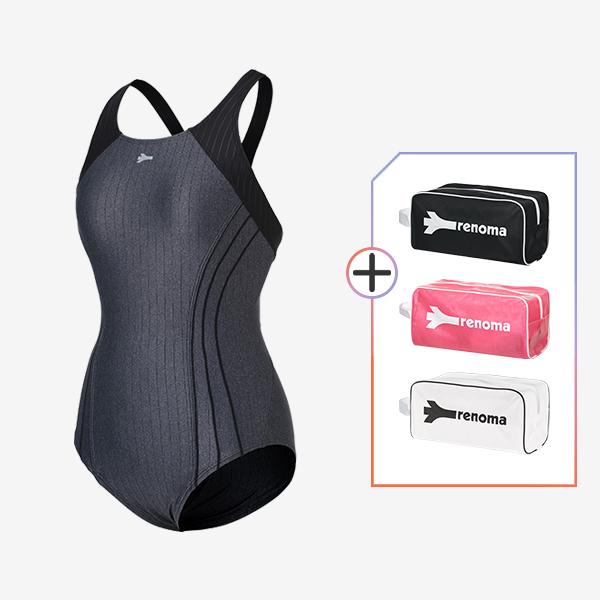 여성 실내수영복 전용가방 2종세트_LS20101SET3