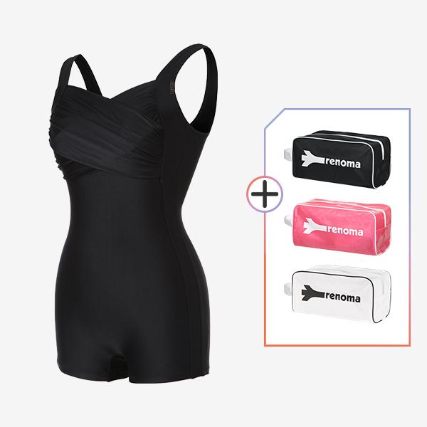 여성 실내수영복 가방 2종세트_LS20231SET3