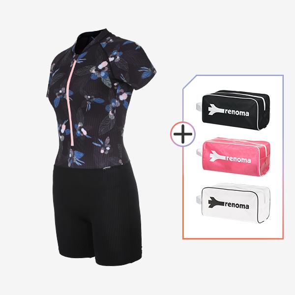 여성 실내수영복 전용가방 2종세트_LS20281SET3
