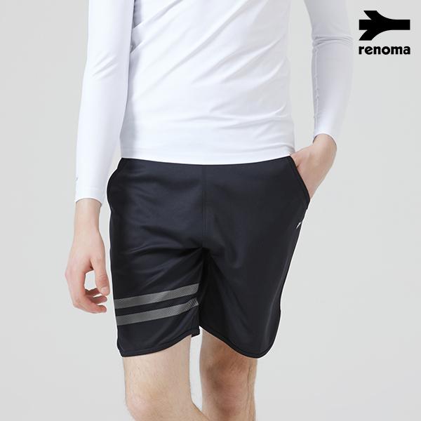 남성 비치 모던 스트라이프 트렁크 수영복 (택1)_RN-MS18991