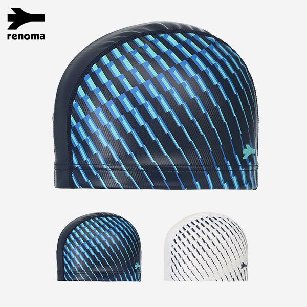 3D 사각라인 폴리텍스 수영모자 (택1)_RO-RC18101