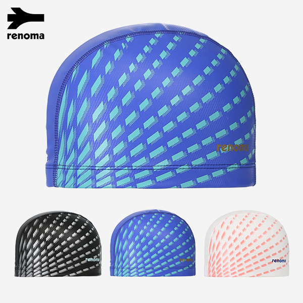 3D 사각 패턴 실리텍스 수영모자 (택1)_RO-RC18502