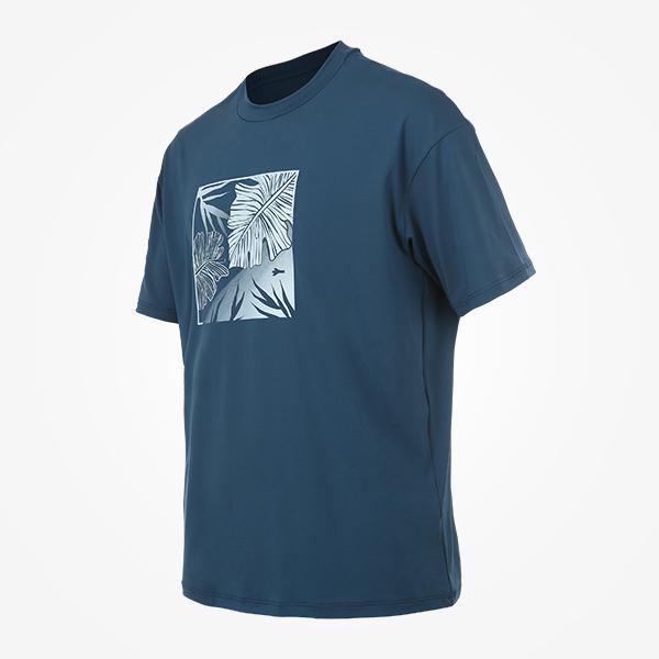남성 비치 아마조나 숏슬리브 티셔츠_RN-TS20302BC